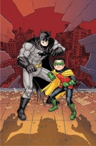 Batman Incorporated #8 Cover