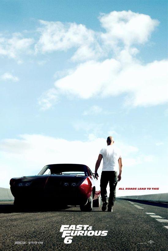 Fast & Furious 6 Teaser