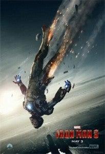 Iron Man 3 new movie trailer