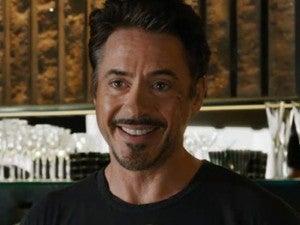 Iron Man 3 Super Bowl Spot