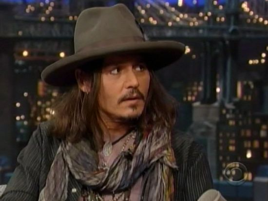 Johnny Depp nearly killed on The Lone Ranger Set