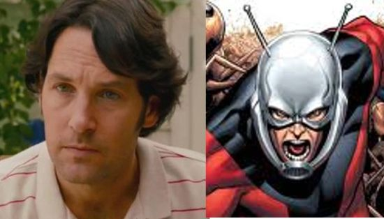 Ant-Man Star Paul Rudd Talks Comic Con, Cosplay and Edgar Wright