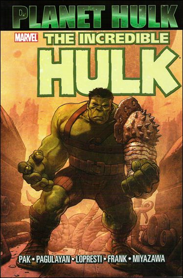 Planet Hulk Film