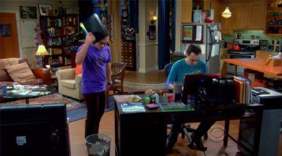 The Big Bang Theory The Spoiler Alert Segmentation