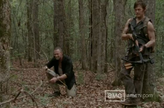 The Walking Dead Home Episode Sneak Preview
