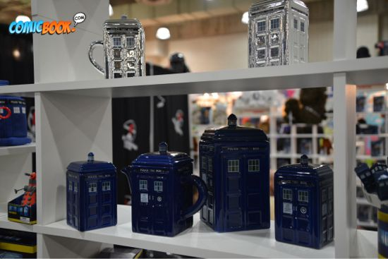 Toy Fair Dr. Who