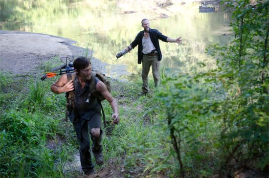The Walking Dead Home Episode Daryl And Merle