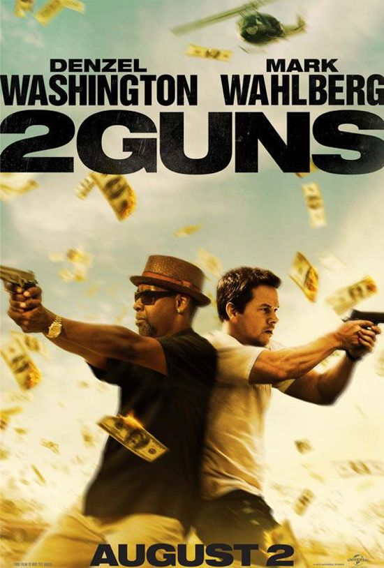 2 Guns Blu-Ray and DVD Release, Special Features Announced