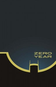 Batman: Zero Year logo