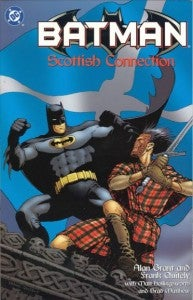 Batman: The Scottish Connection cover