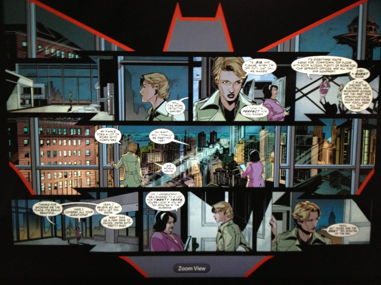 Batwoman-Spread