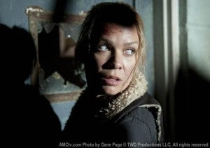 Andrea from AMC's THE WALKING DEAD