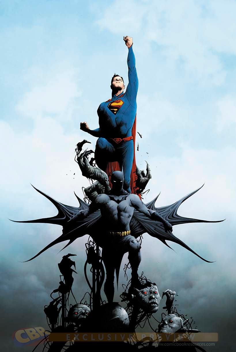 batman-superman-1-jae-lee