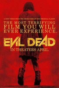 Evil Dead Movie The Walking Dead