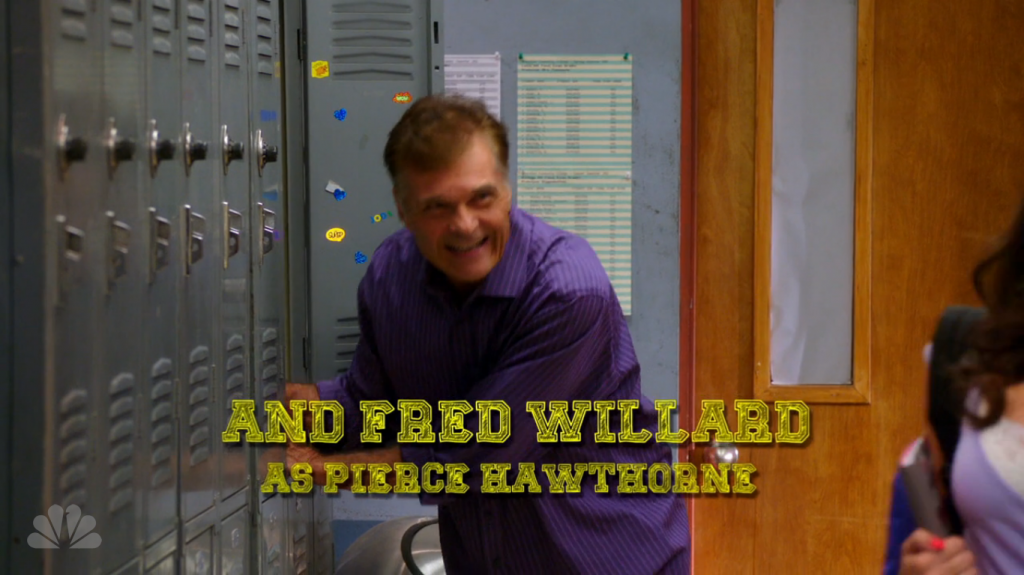 Community: Fred Willard May Replace Chevy Chase in Potential Fifth Season
