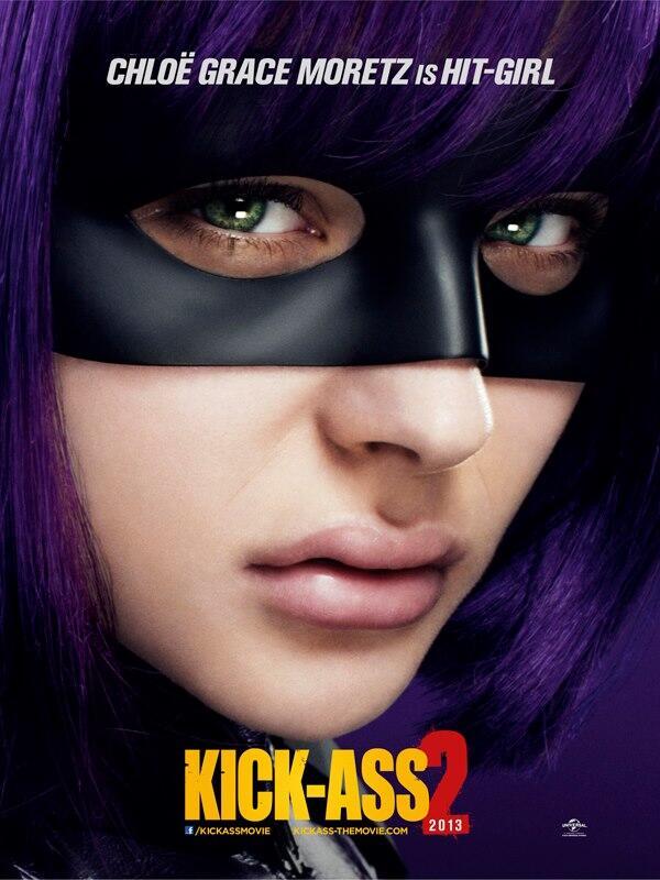 Chloe Grace Moretz Dismisses Jim Carrey's Movie-Violence Concerns