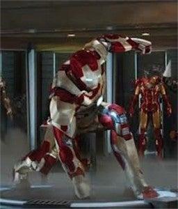 Iron Man 3 Kids' Choice Awards