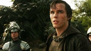 Jack the Giant Slayer star Nicholas Hoult