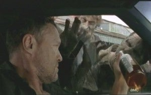 Merle Offers Zombies A Drink
