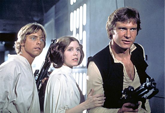Original Star Wars cast