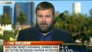 Robert Kirkman Walking Dead Movie