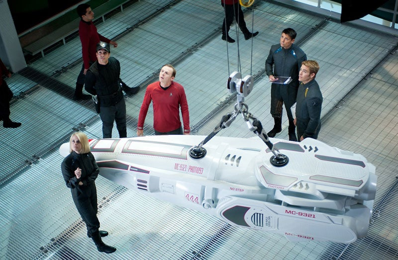 Star Trek 3 Writers Named