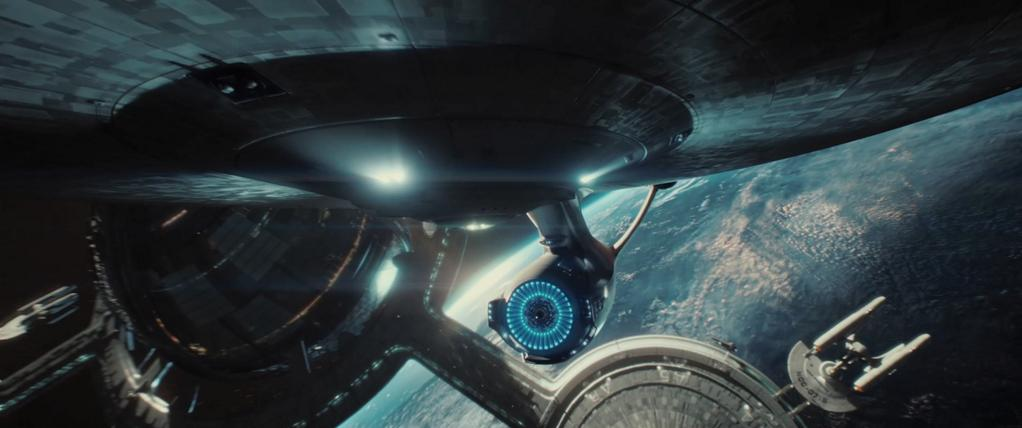 Star Trek Into Darkness screen capture