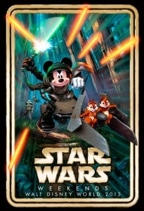 Star Wars Weekends 2013 logo