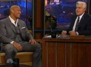 The Rock Tonight Show