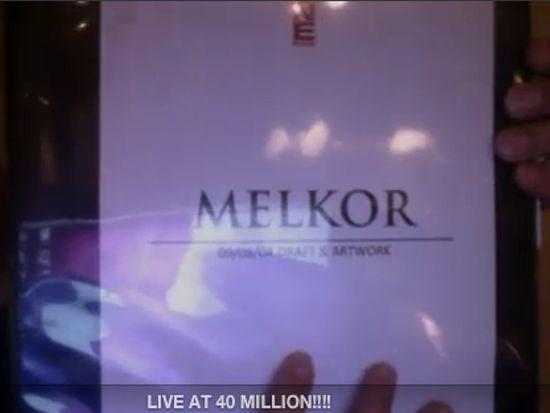 Vin Diesel Melkor