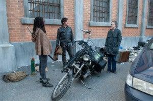 Walking Dead Season 3 finale Michonne Daryl Carol