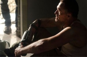 Walking Dead This Sorrowful Life Merle in prison
