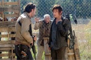 Walking Dead This Sorrowful Life Rick & Daryl