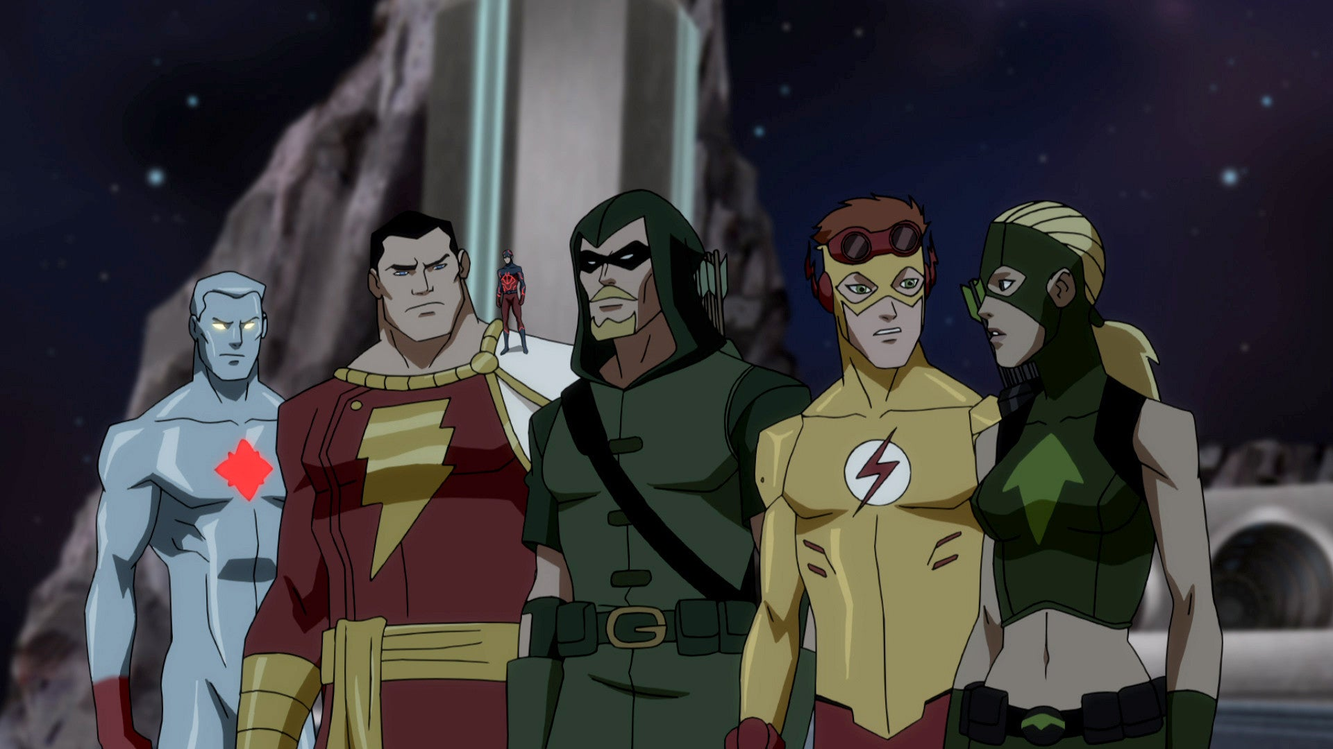 young-justice-also-rans