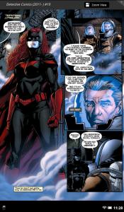 Batwoman in Detective Comics