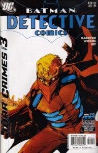 Detective Comics #810