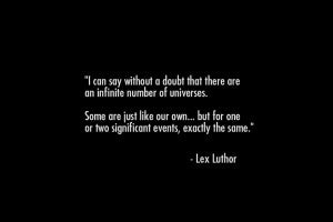 Lex Luthor Quote From Injustice
