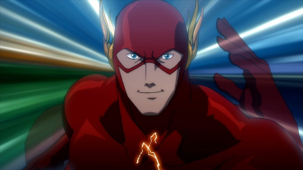 Justice League: The Flashpoint Paradox - First Image, Release Date Unveiled