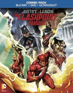 Flashpoint box art DVD