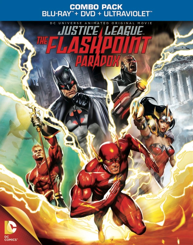 After Flashpoint: Five...