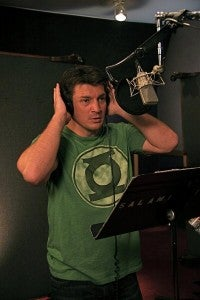 Nathan Fillion Flashpoint_GreenLantern
