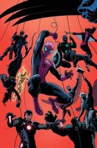 Superior Spider-Man Team Up #1 Cover
