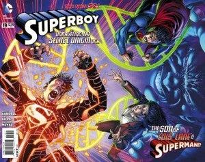 Superboy #19 cover