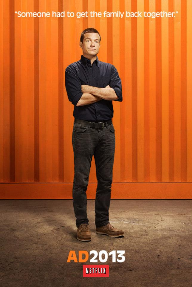 Arrested Development Character Posters Unveiled - Now With Characters!