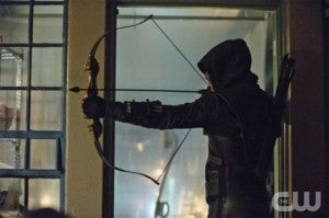 Arrow Unfinished Business
