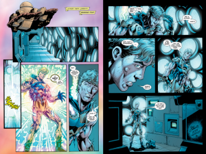 Pages from Booster Gold #47