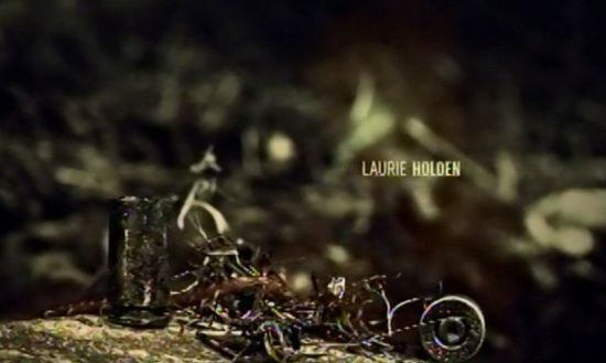 Walking Dead credits Laurie Holden
