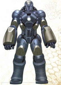 Deep Sea Suit Armor