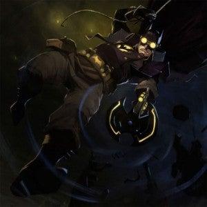 Gaslight Batman Infinite Crisis