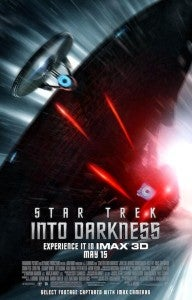 Star Trek Into Darkness IMAX 3D